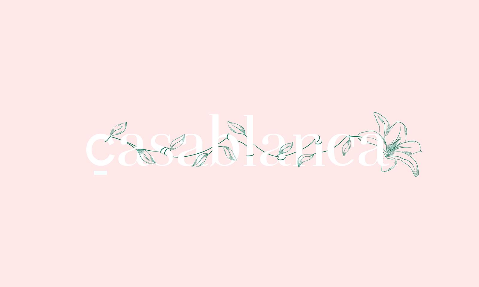 Casablanca // Logotipo