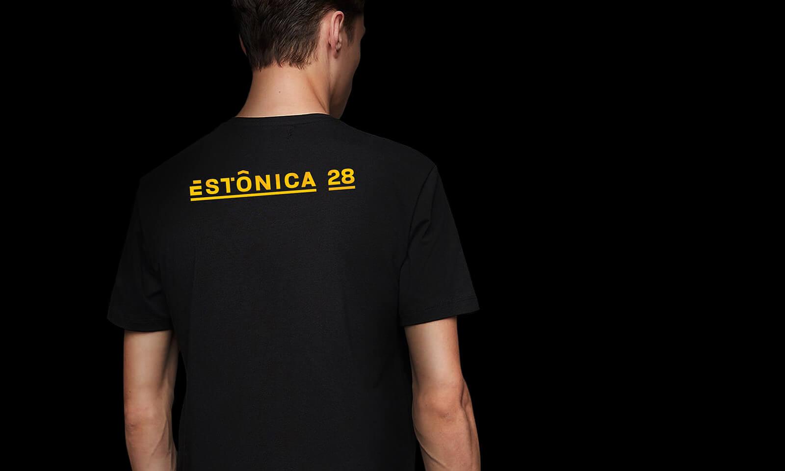 Estónica 28 // Uniform Shirt