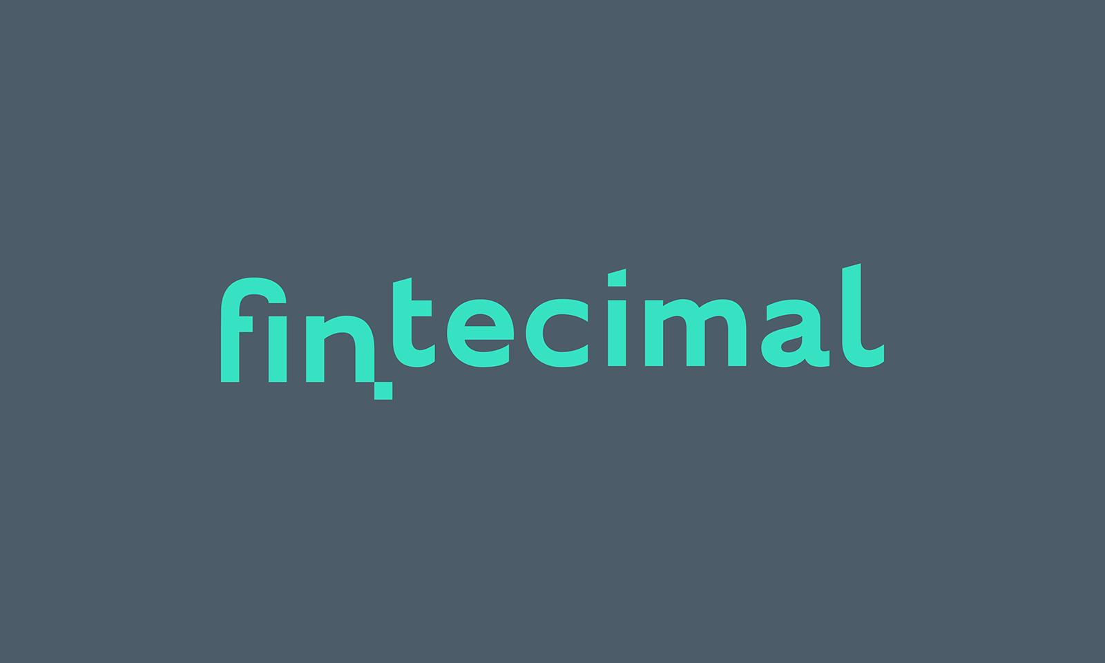 Fintecimal App // Logotipo