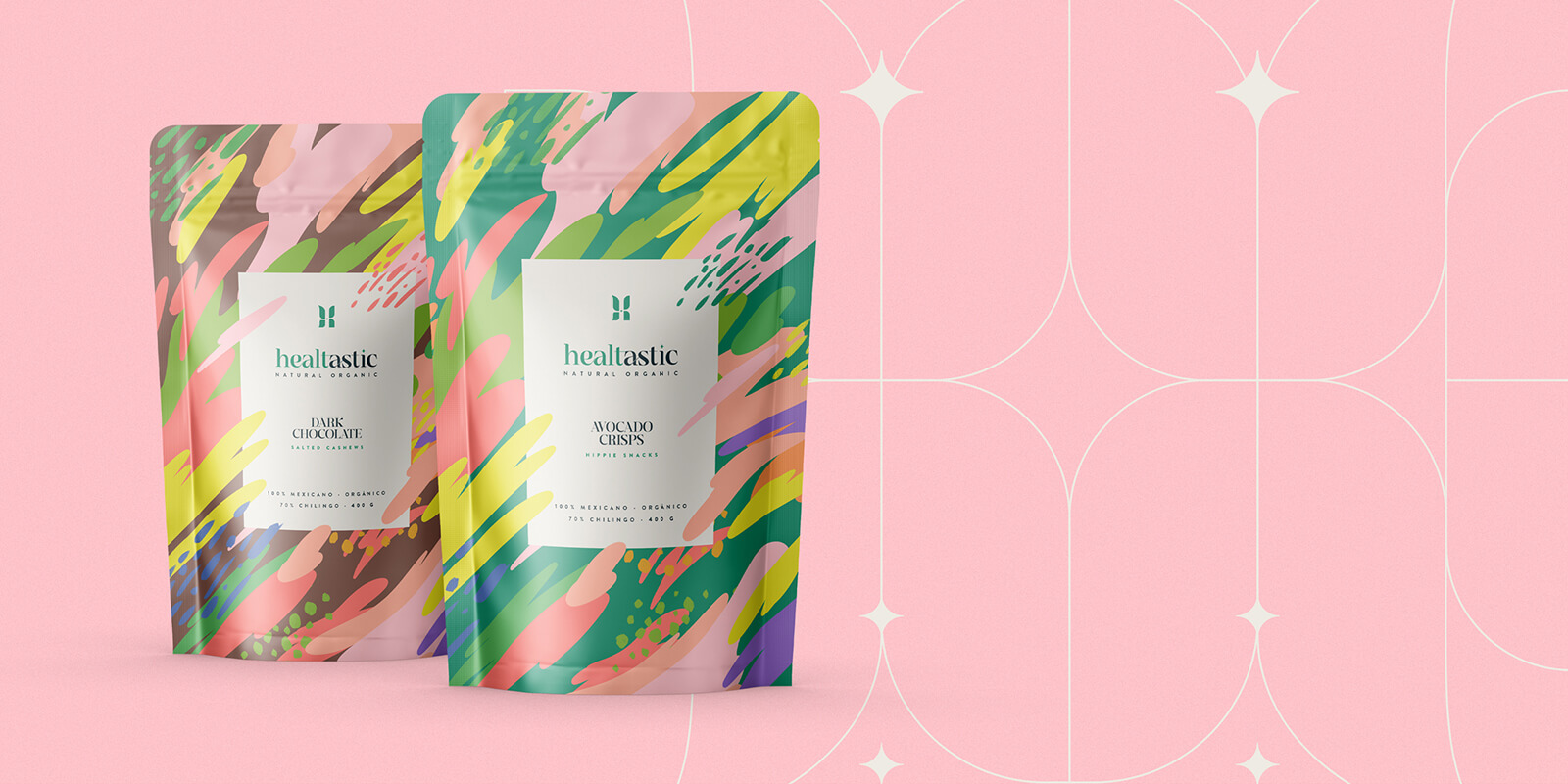 Healtastic // Packaging Design