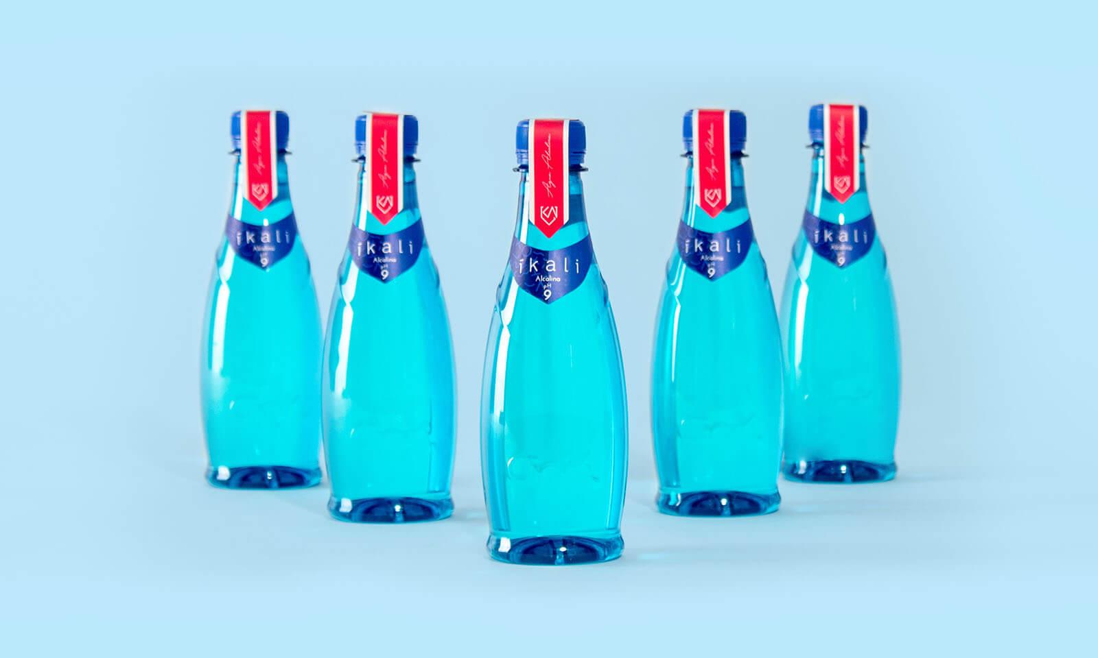 Íkali // Water Bottles