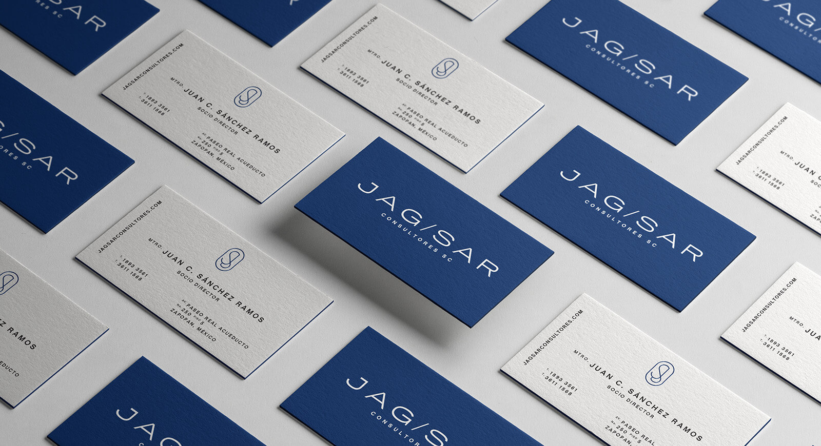 JAGSAR Consultores // Business Cards