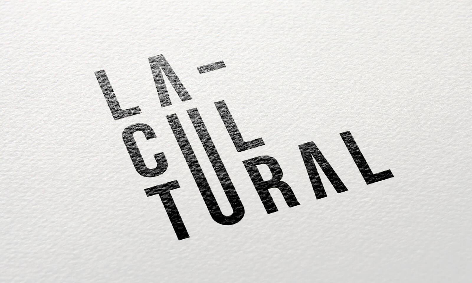 La Cultural // Logotipo