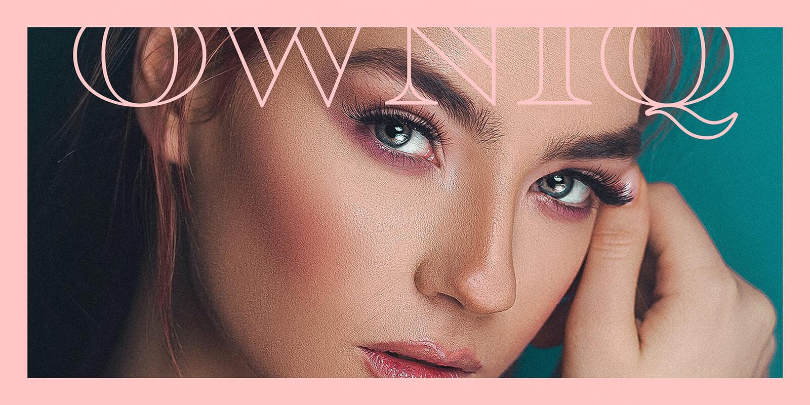 OWNIQ — Microb-pigmentation // Advertising Concept