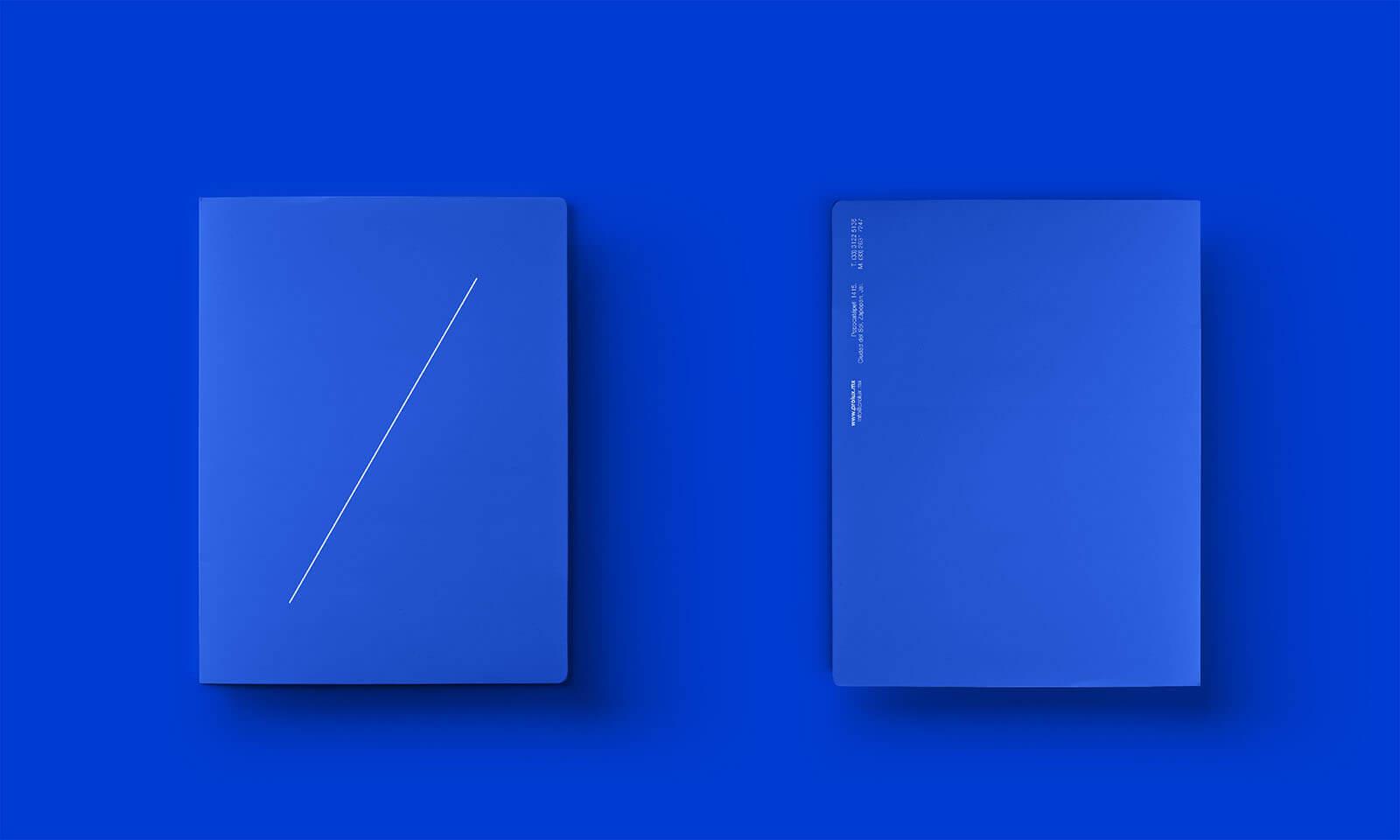 Prolux // Corporate Folder